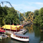 Top 5 Tuesday: Theme Park Trips