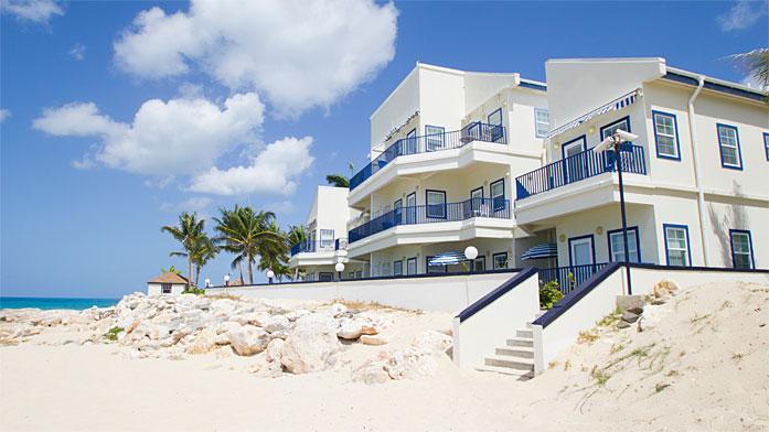 Flamingo Beach Resort in Philipsburg, St. Maarten