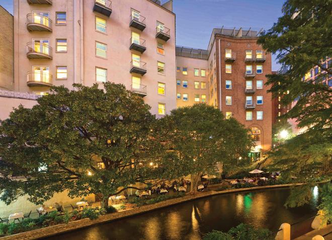 Wyndham Riverside Suites in San Antonio, Texas