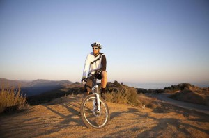 Meet Jeff, our featured blogger and mountain bike master.