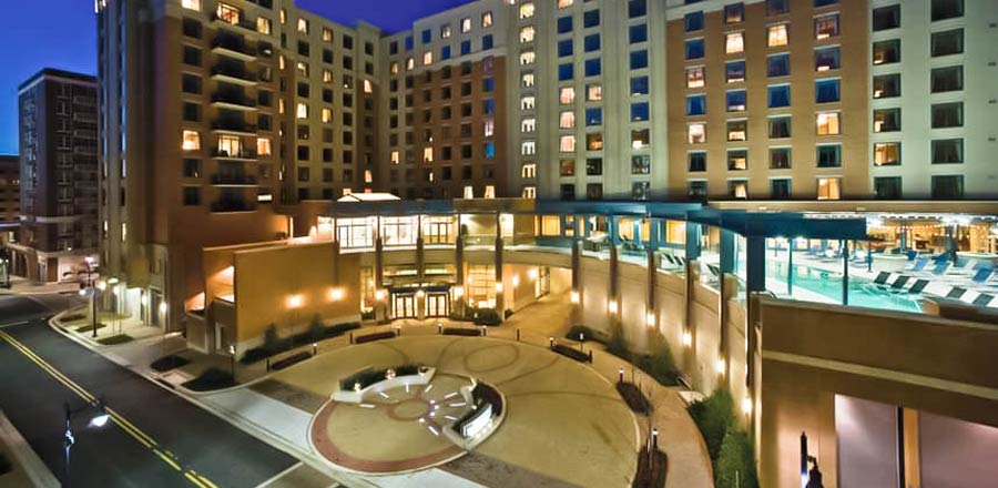 Wyndham Vacation Resorts at National Harbor in National Harbor, Maryland