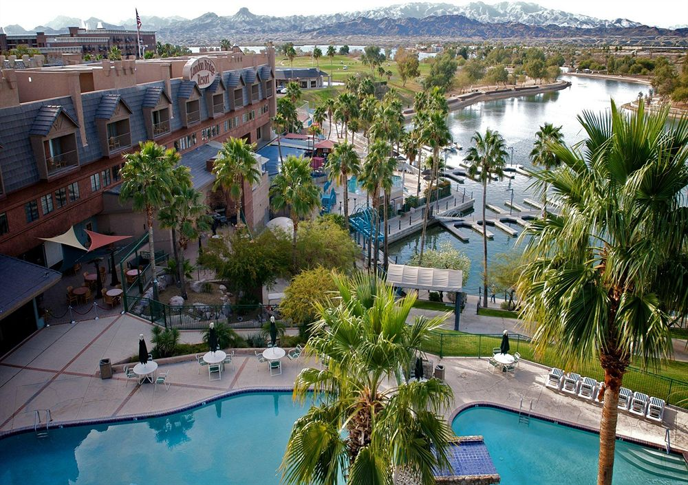 London Bridge Resort in Lake Havasu City, Arizona.
