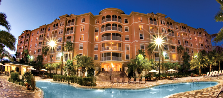 Mystic Dunes Resort & Golf Club in Celebration, Florida.