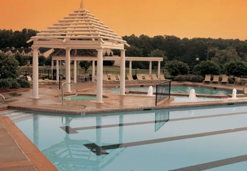 The Historic Powhatan Resort in Williamsburg, Virginia.