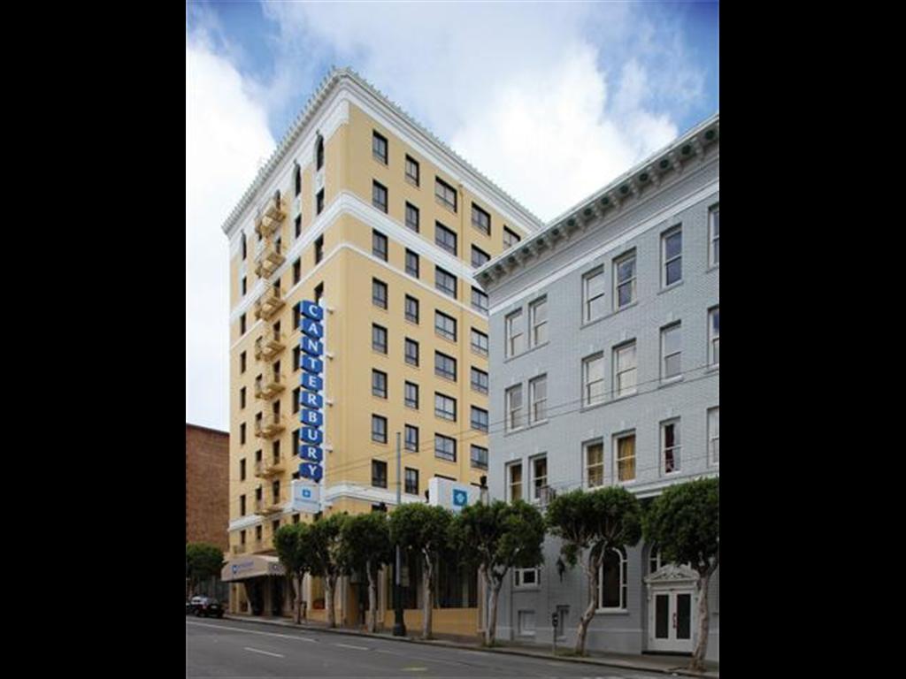 Wyndham Canterbury in San Francisco, California.