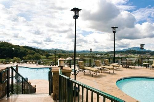 Wyndham Smoky Mountains in Sevierville, Tennessee.