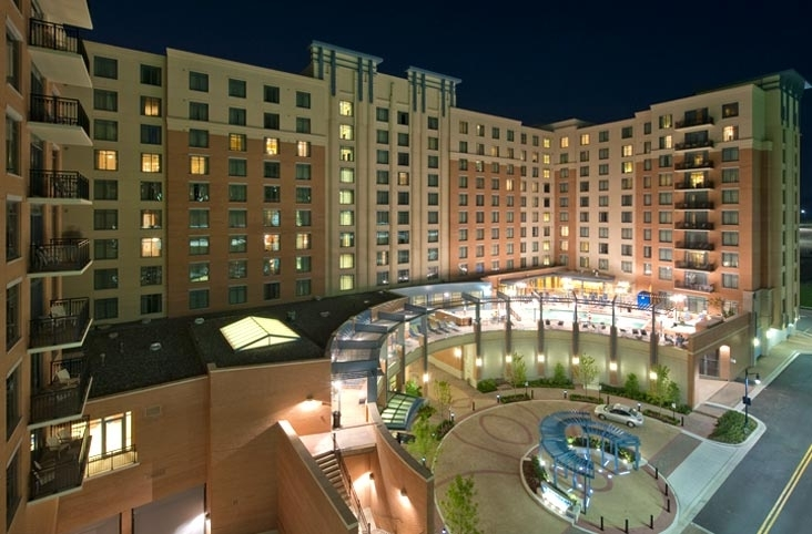 Wyndham Vacation Resorts National Harbor in National Harbor, Maryland.