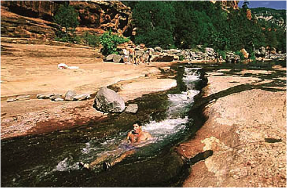 Tripbound blog for Cabine vicino a slide rock sedona