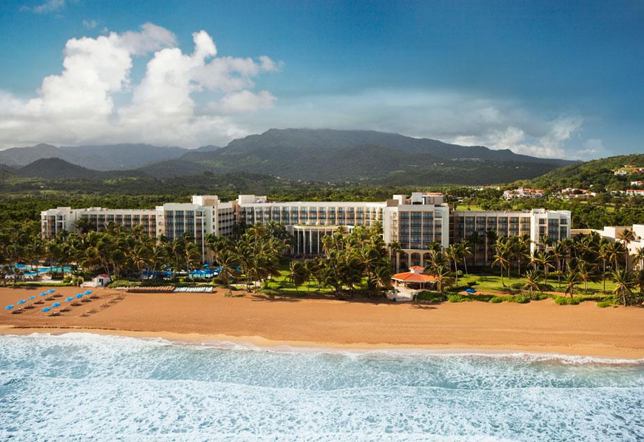 The Wyndham Grand Rio Mar Beach Resort & Spa Hotel