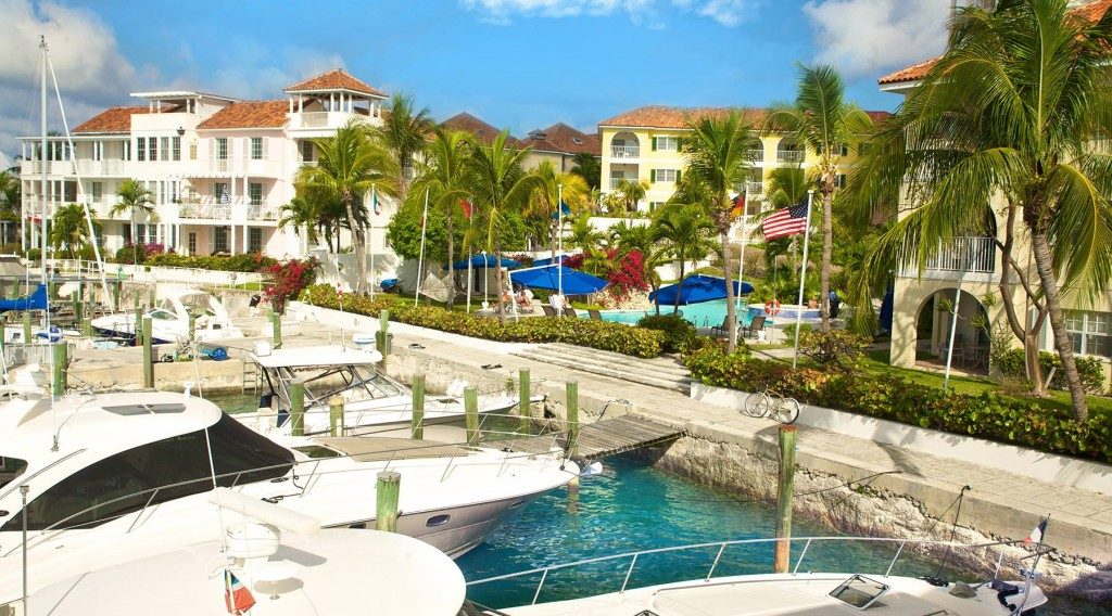 The Paradise Harbour Club & Marina