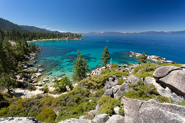Lake Tahoe offers travelers