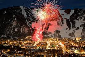 Torchlight Parade and Fireworks at Golden Peak (Vail)