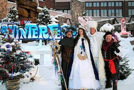 Beaver Creek Winterfest festival