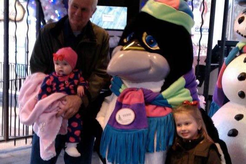Entertainment At Busch Gardens Christmas Town