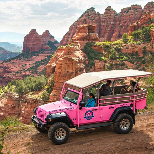 Arizona Cities You Will Want To Visit For Pink Jeep Tours