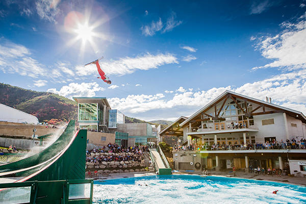 how to play like an olympian during a park city getaway