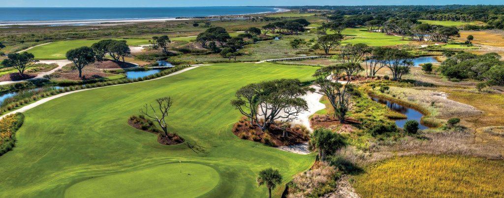 enjoy the great outdoors at Kiawah Island Golf Resort