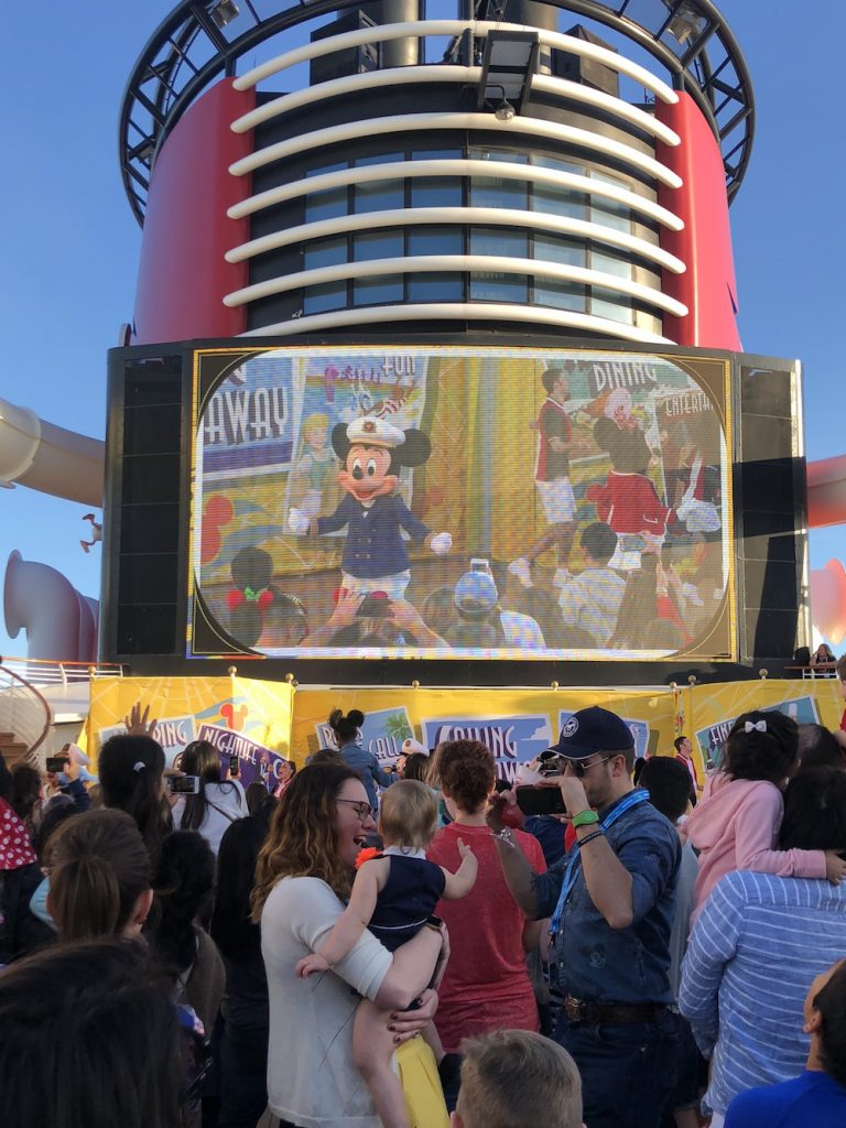disney's very merrytime cruise