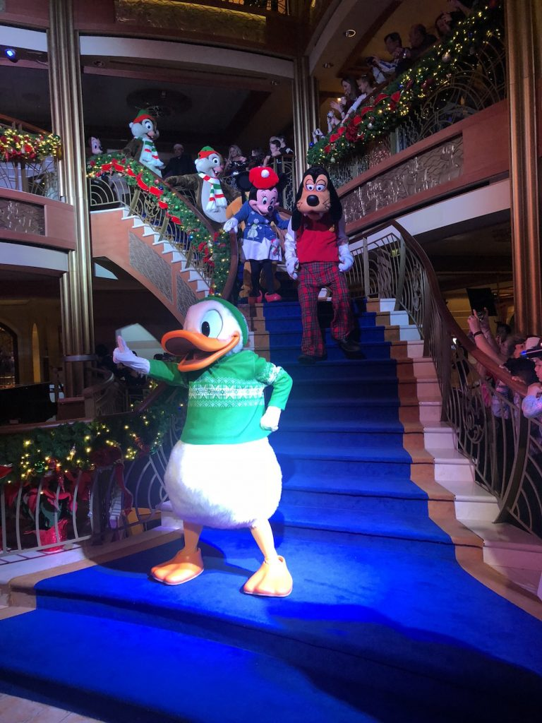disney's very merry time cruise