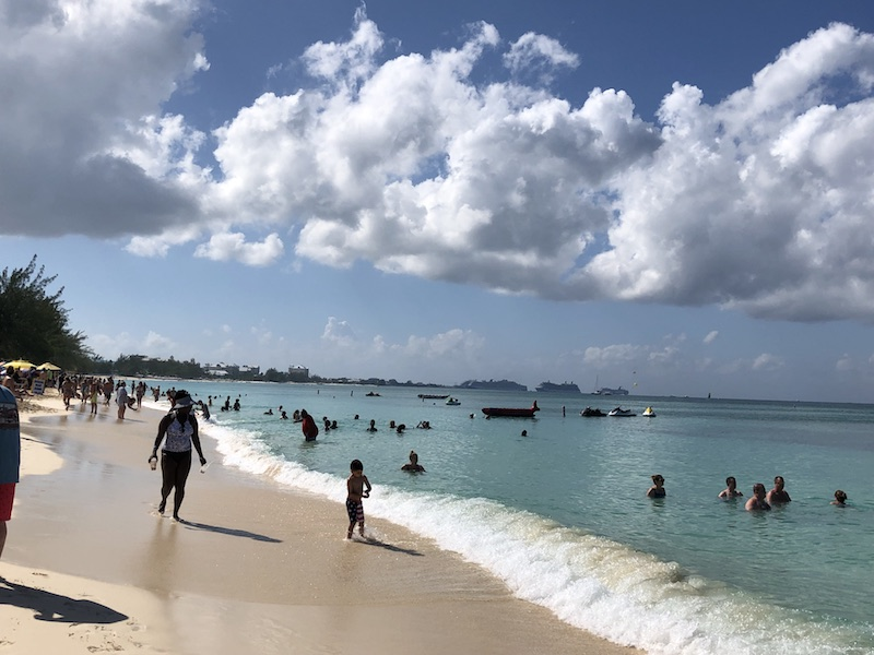 grand cayman cruise port excursions