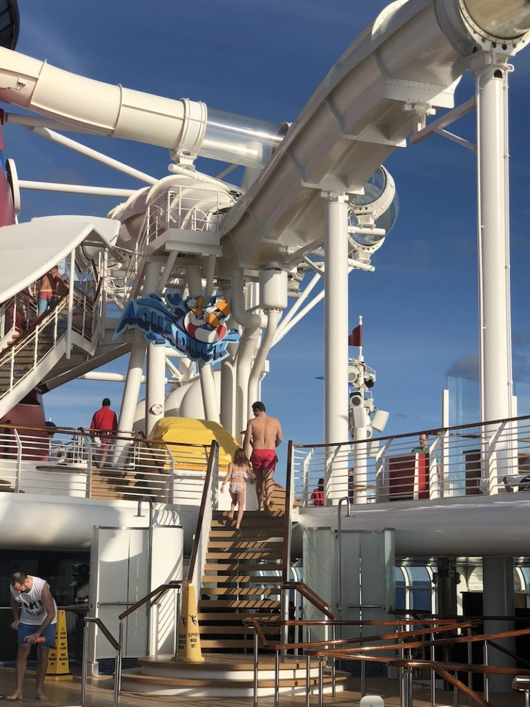 family cruise itineraries off the east coast