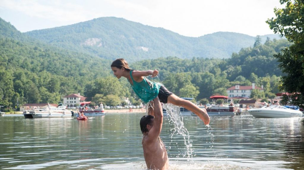 lake lure dirty dancing festival